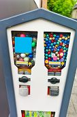 pic of gumball machine  - gumball machine - JPG