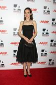 LOS ANGELES - FEB 10:  Winona Ryder at the AARP