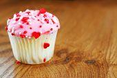 Small Love Cupcake