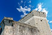 Castle Of Lerici - Liguria Italy