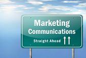 Highway Signpost Marketing Communications
