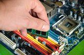 Installing Ram Computer Memory