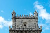 Belem Tower, Lisbon (portugal)