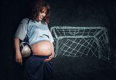 Pregnant Woman Dreams About Little Son