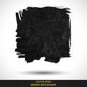 Dark Vector Abstract Shape