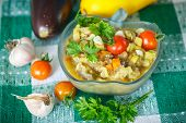 Eggplant Ragout