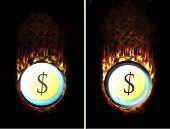 Hot Dollar Button