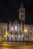 Basilica Of Saint Mary Major, Rome