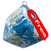 Earth Free Price Tag