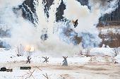 Bombing Battle Field