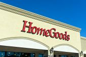 Homegoods Retail Store Exterior
