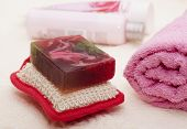 image of personal hygiene  - Items for Spa treatments personal hygiene - JPG