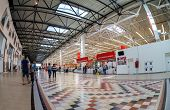 Auchan Samara Store In Shopping Center Ambar