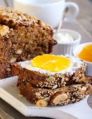 Fig, Nut And Seed Bread