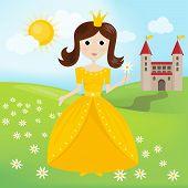Princess Of Sunny Kingdom