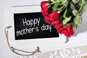 Slate Blackboard Mothers Day