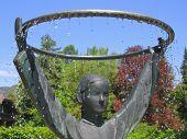 St Gilgen Mozart Fountain