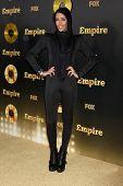 LOS ANGELES - JAN 6:  Azmarie Livingston at the FOX TV