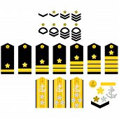 Japan Navy insignia