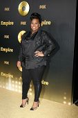 LOS ANGELES - JAN 6:  Amber Riley at the FOX TV