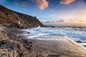 Stormy Seas At Cape Cornwall
