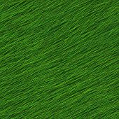 Simple Seamless Pattern with Green Grass.