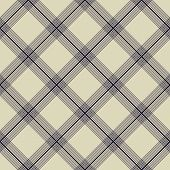 Japanese kimono pattern. Seamless vector illustration. Checkered geometric texture.