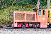 Pit Mines, Narrow-gauge Railway