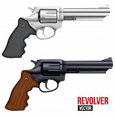 image of revolver  - Set of Big Revolvers - JPG