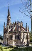 picture of chapels  - Chapel pantheon of Marquis de Comillas Spain - JPG