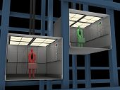 Business - Elevator #7