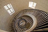 Sumptuous Lighthouse Stairway