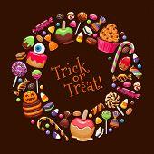 candy bar poster