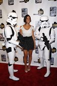 SAN DIEGO - JUL 22: Olivia Munn at the 'GPhoria Strikes Back' party hosted by G4 and Lucasfilm durin