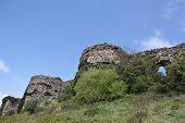Yoros Castle Ruins