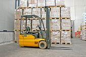 Forklifter Industry