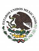 Símbolo da bandeira mexicana