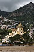 Iglesia de Santa Caterina, Positano, Italia