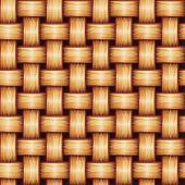 Seamless Vector Woven Texture