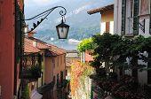 Calle en Bellagio