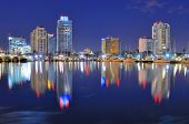 Skyline de St. Petersburg, Florida