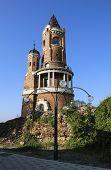 Gardos Tower (millennium Tower) In Zemun, Belgrade, Serbia poster