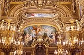 Opera de Paris, Palais Garnier, France