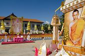 King's Birthday Display, Thailand