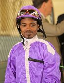 Thoroughbred Jockey Kevin Krigger