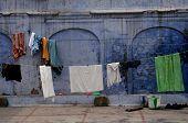 Street In Ajmer, India