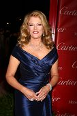 LOS ANGELES - JAN 5:  Mary Hart arrives at the 2013 Palm Springs International Film Festival Gala  a