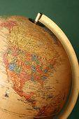 Globe - North America