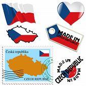 National Colours Of Czech Republic