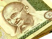 stock photo of gandhi  - A image showing two 500 Rs - JPG